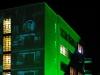 Bauhaus Dessau, Farbfest Grün - Deutschland >3<