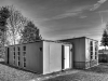 Stahlhaus Gropiussiedlung, Dessau - Deutschland