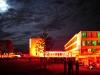 Bauhaus Dessau, Farbfest Rot - Deutschland >2<
