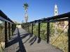 Wunschbrücke im HaPisgah Garten, Jaffa - Israel
